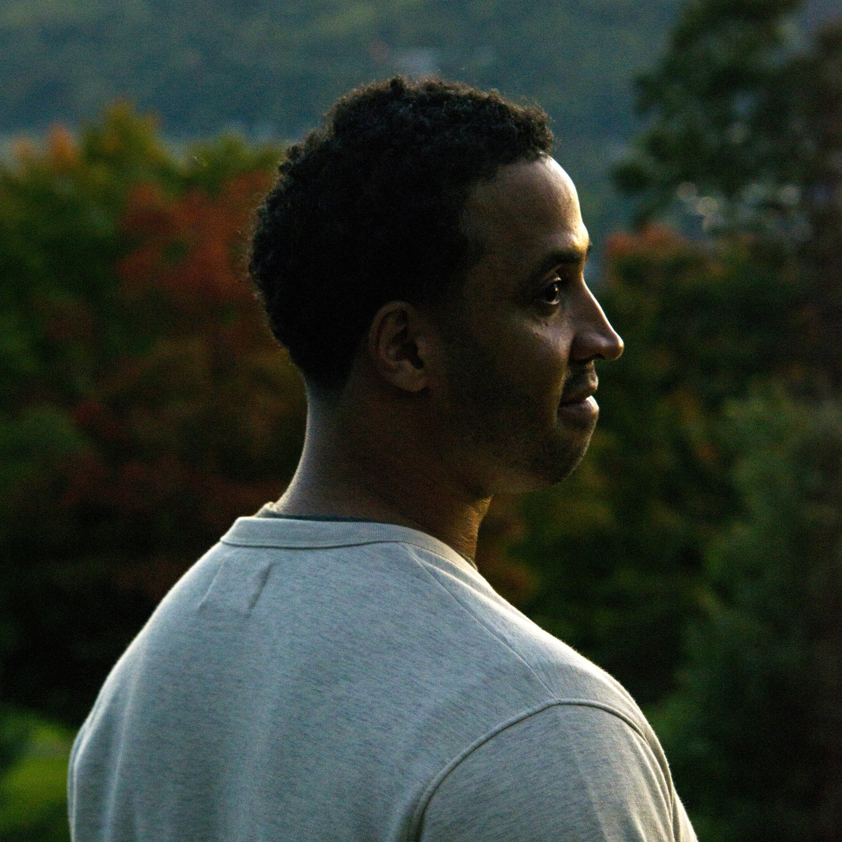 The author, Darnell Epps. After serving 17 years in prison, he is now a full-time student at Cornell. Credit: Shane Lavalette for The New York Times