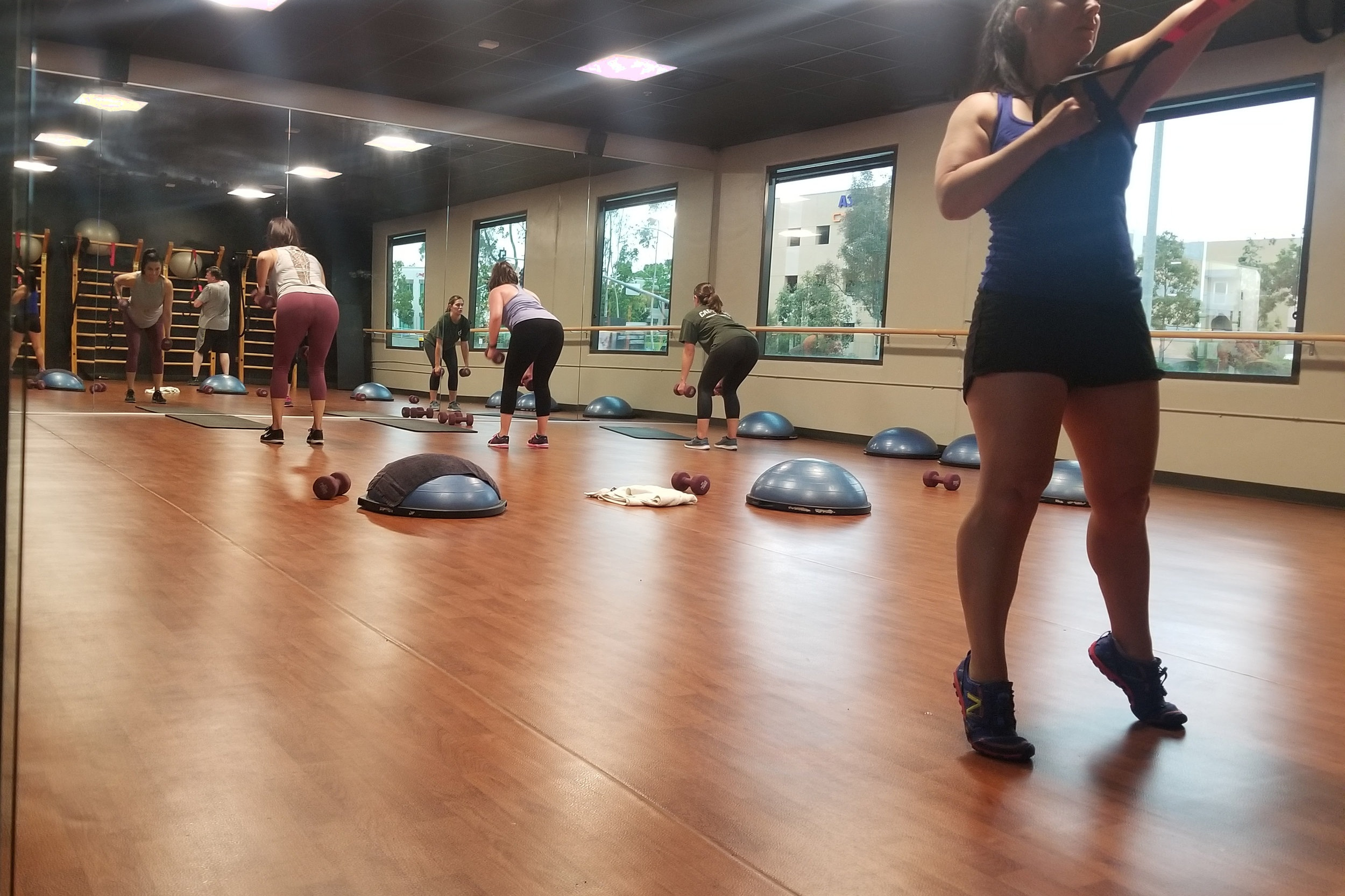 - Try our complimentary classes throughout the week with any membership. Strengthen, Condition, and Recover.
