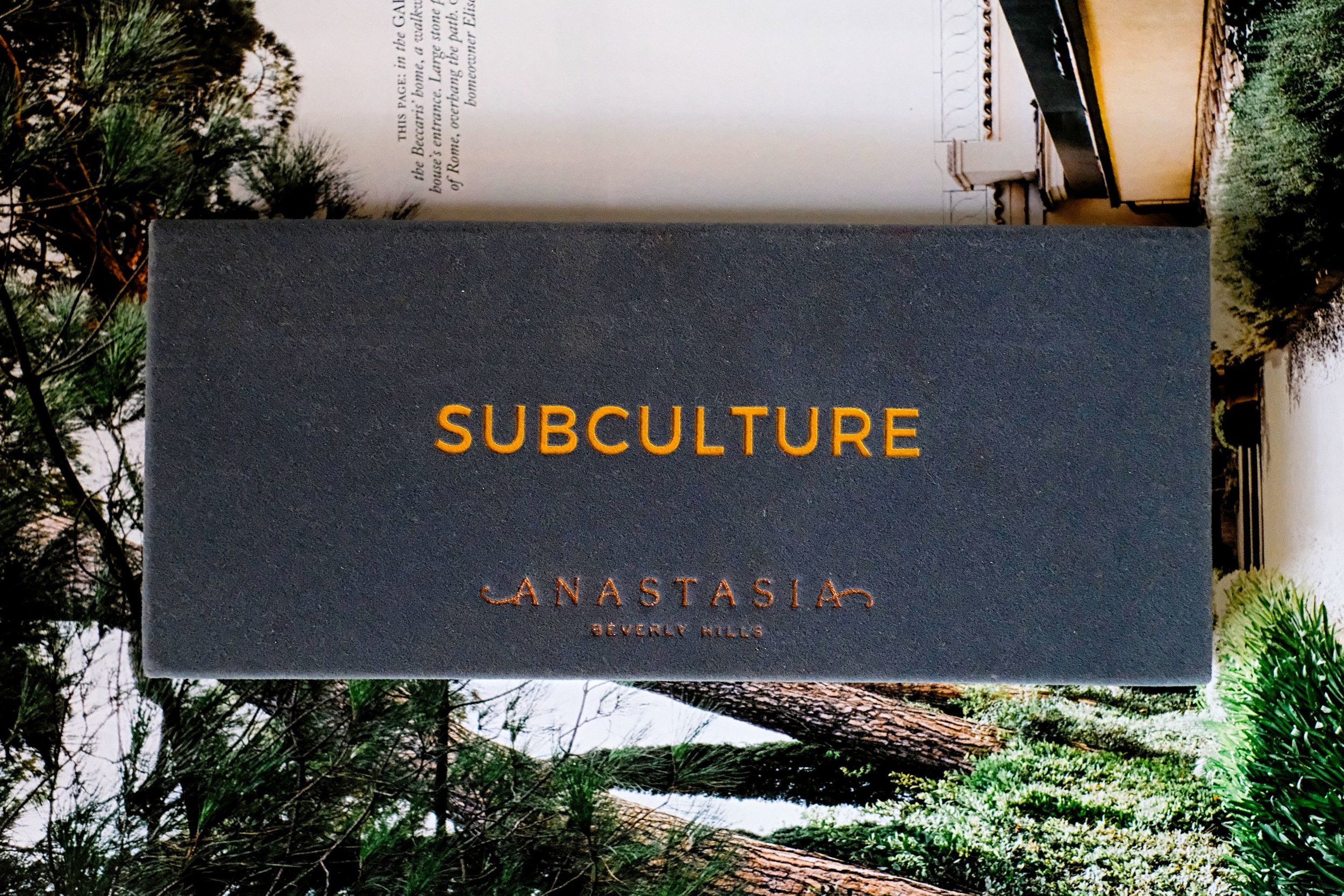 abh subculture - I spent a week using the infamous Anastasia Beverly Hills Subculutre palette.