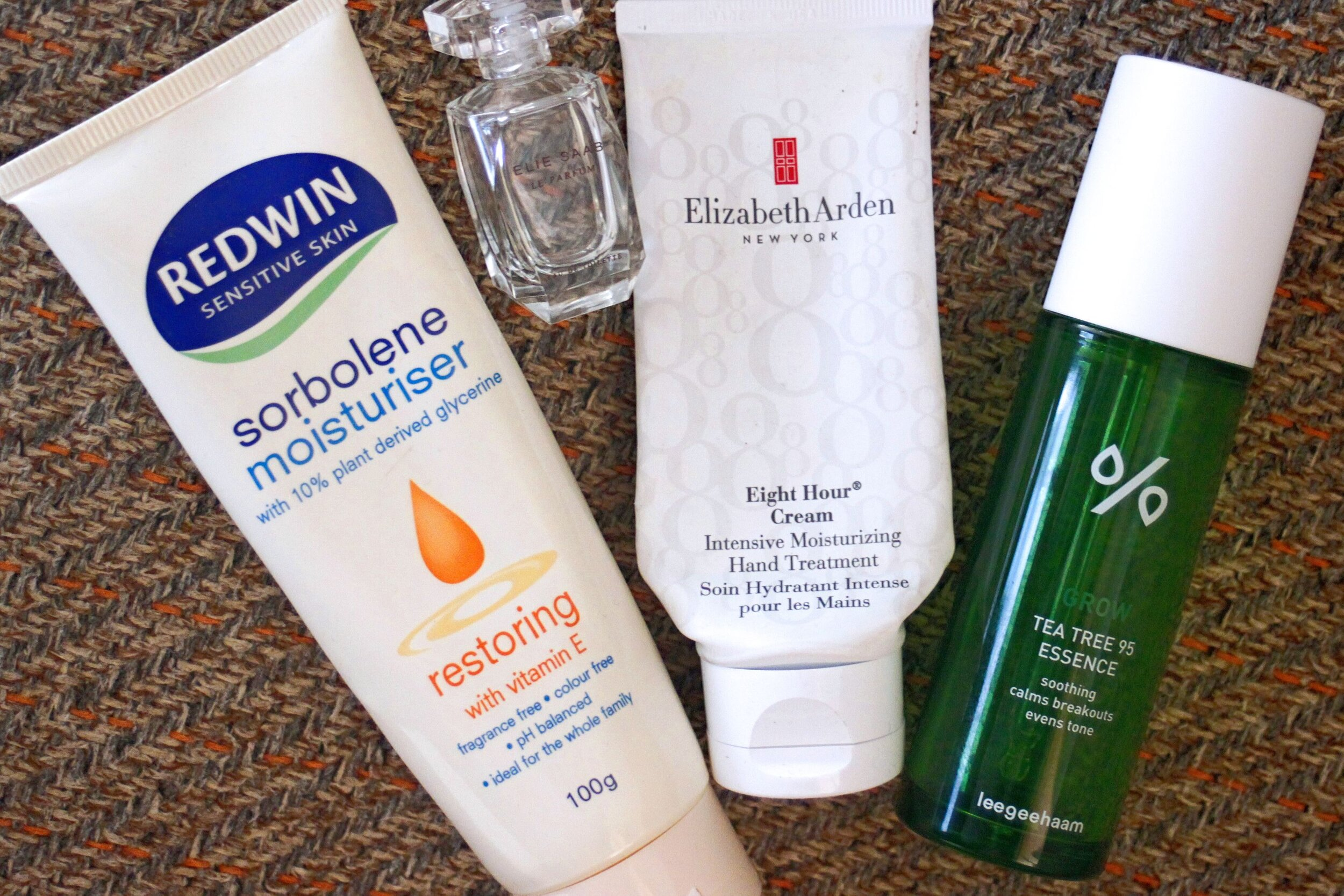empties just bloom beauty blog justbloom.xyz