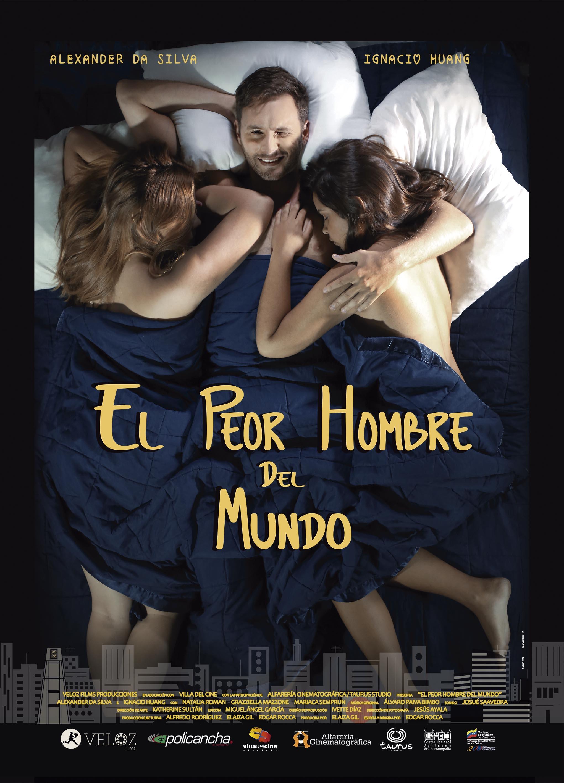 EL PEOR HOMBRE DEL MUNDO (2016)