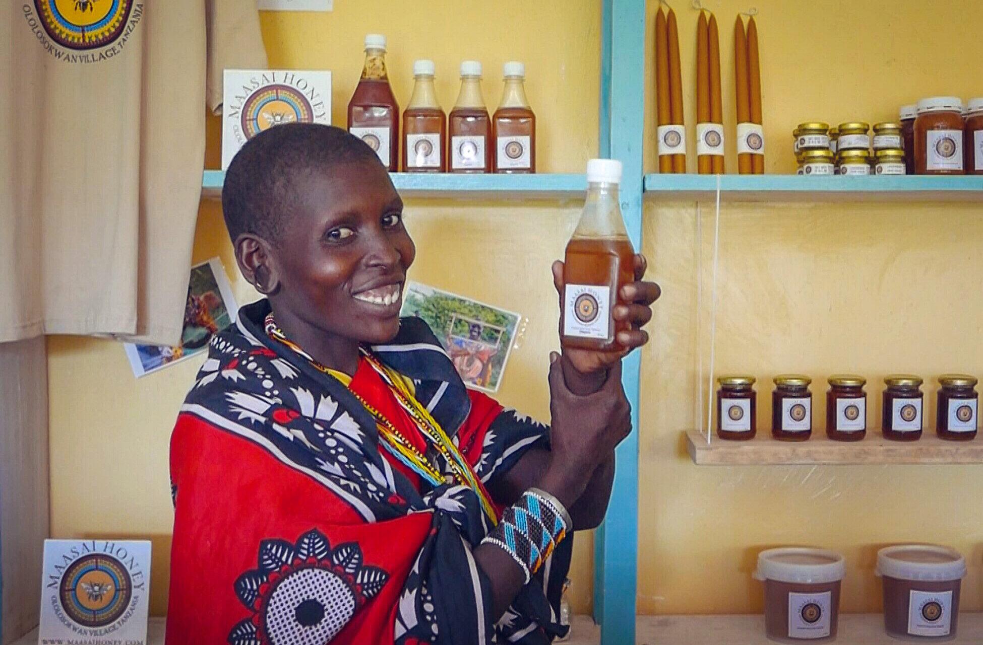 "Where does ""stingless"" honey come from? — Maasai Honey"