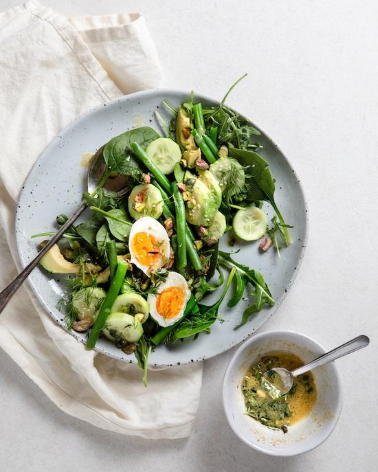 Green+Bean+Salad