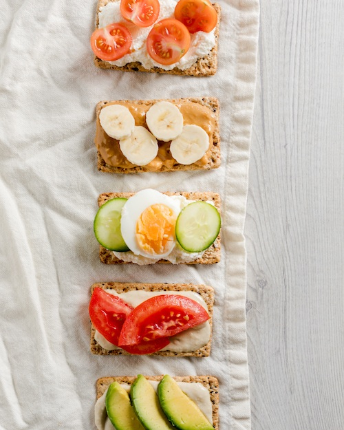 10 Healthy Snacks For Those On the Go Image