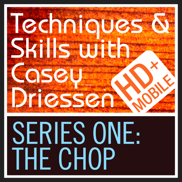 SERIES ONE: The Chop (5 videos)