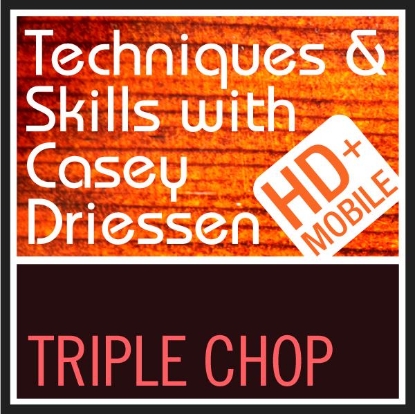 Copy of Triple Chop