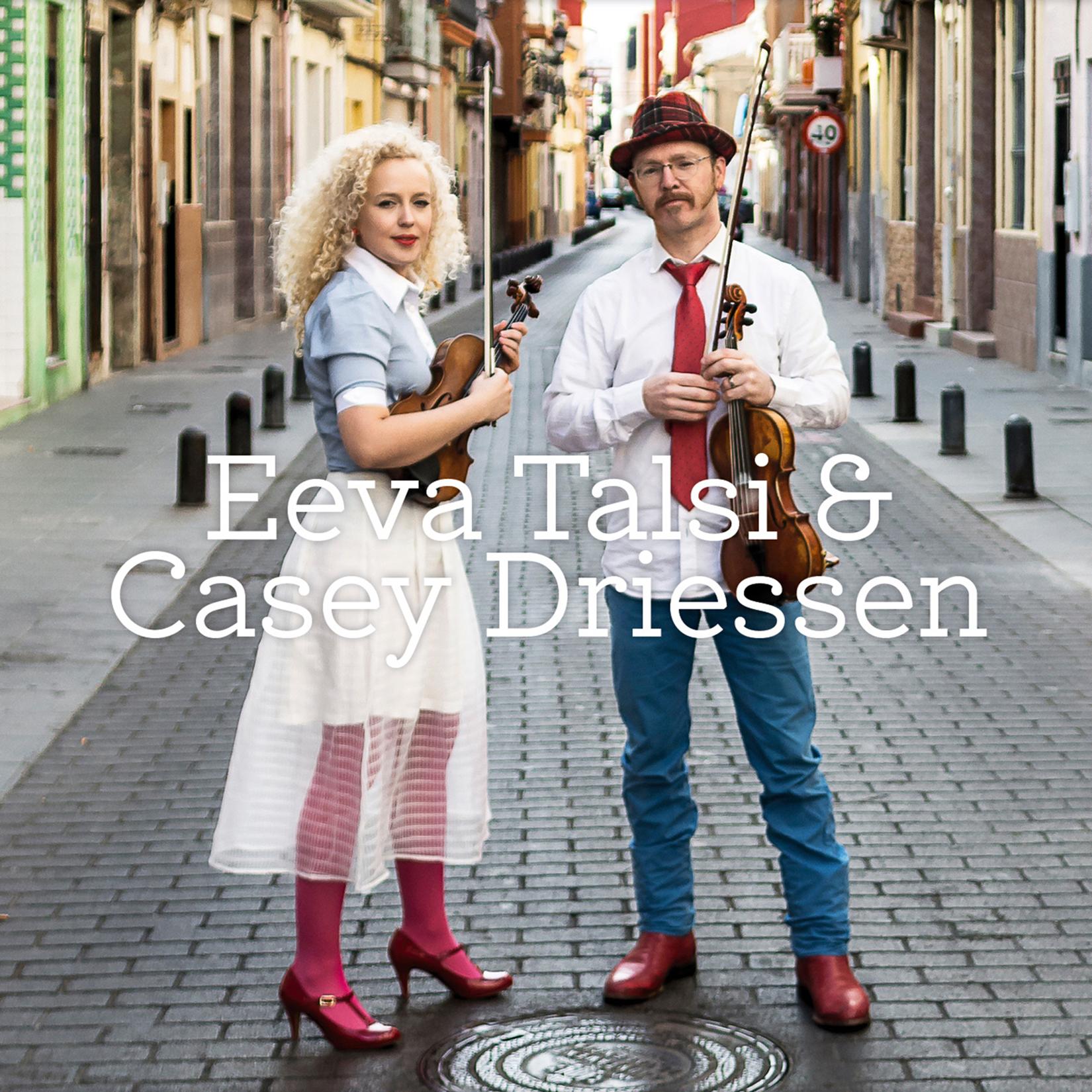 Copy of Eeva Talsi & Casey Driessen