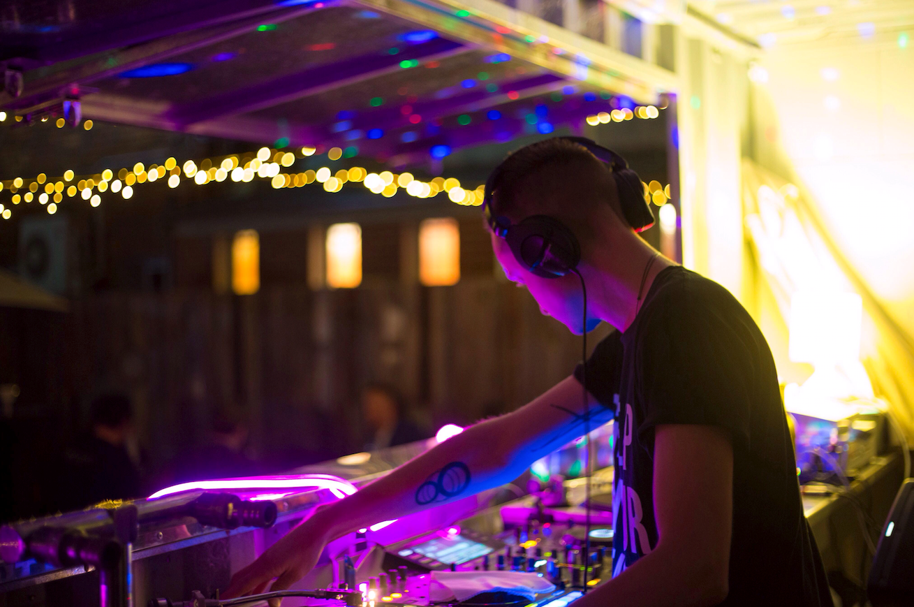 DJ Slyshun is performing at the 1816 Bakery as part of Fringe Benefits 2019