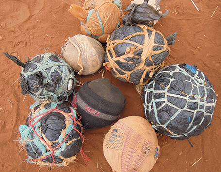 Soccer For All - The gift of a new soccer ball can change the world for a kid. Millions of children living in poverty will never own a real ball. Crude substitutes made from trash and string are their only option.