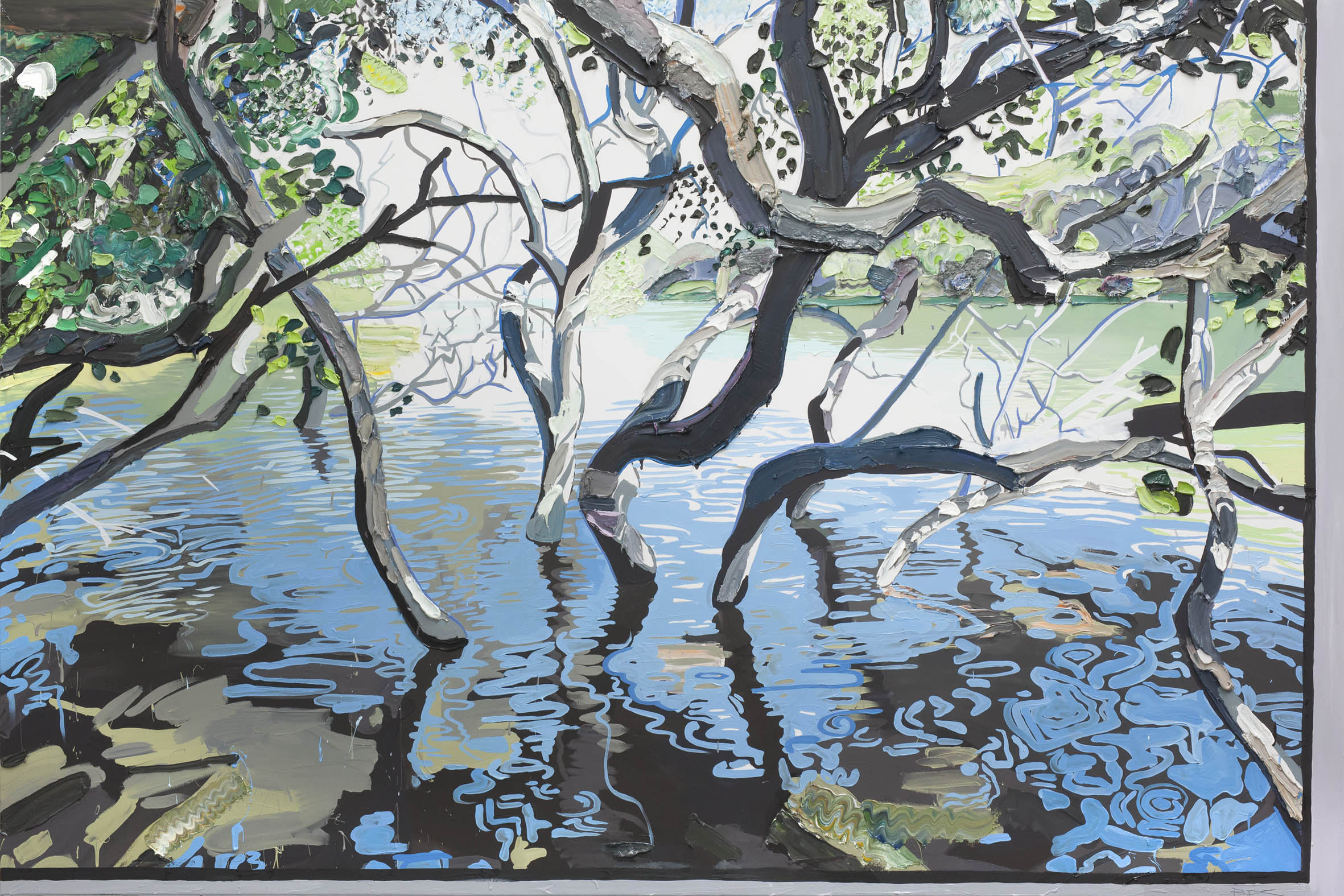 'The Lagoon' SOLD