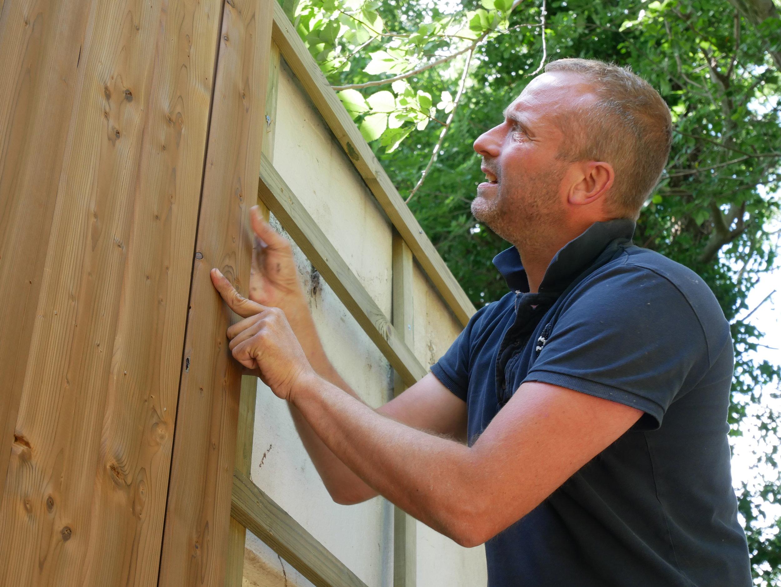 Johan Devylder (DVS BVBA)     Independent Carpenter