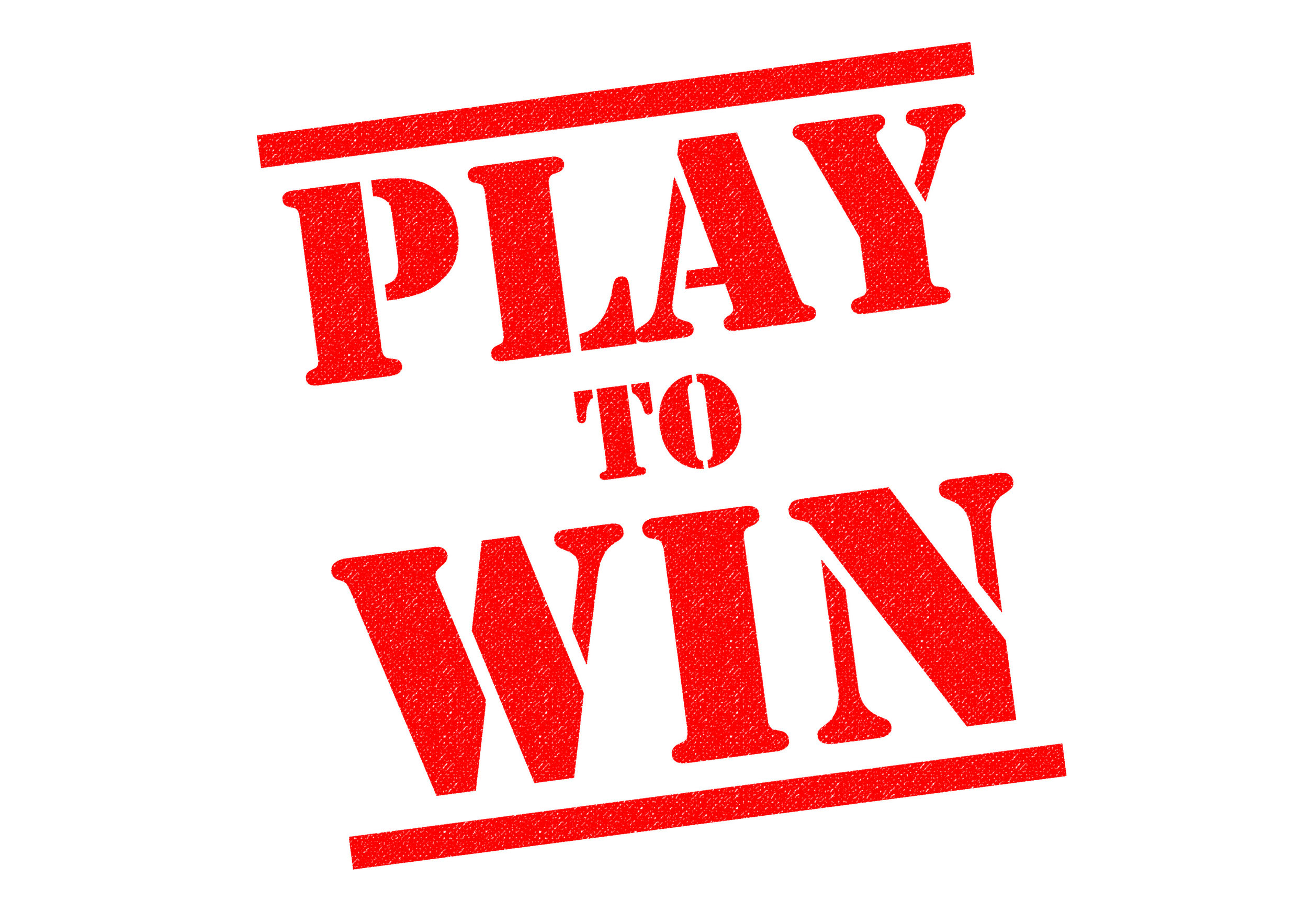 - There will be over 5 titles available to be won through our Play-to-Win program this year!