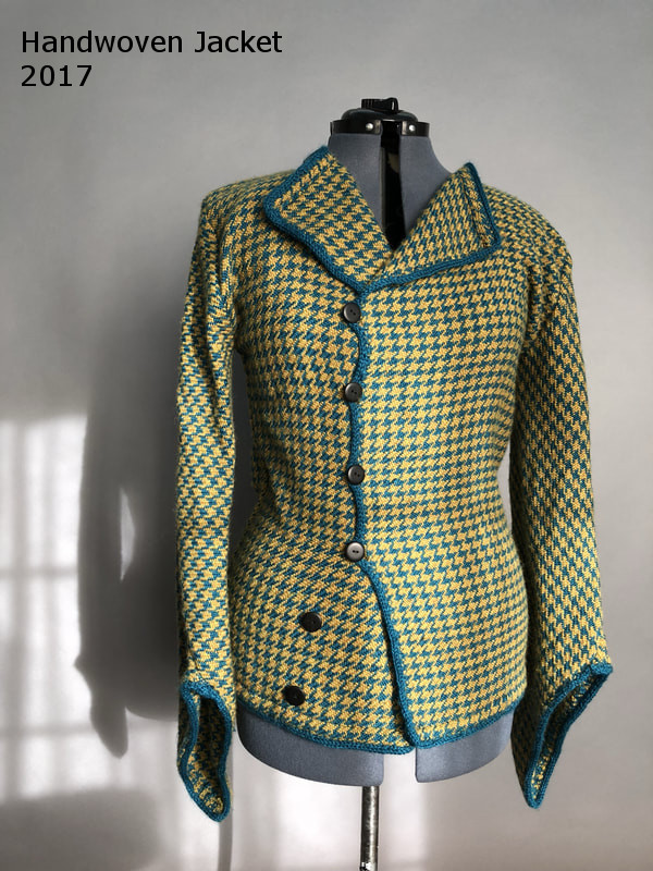 handwoven and selfdraped houndstooth jacket.jpg