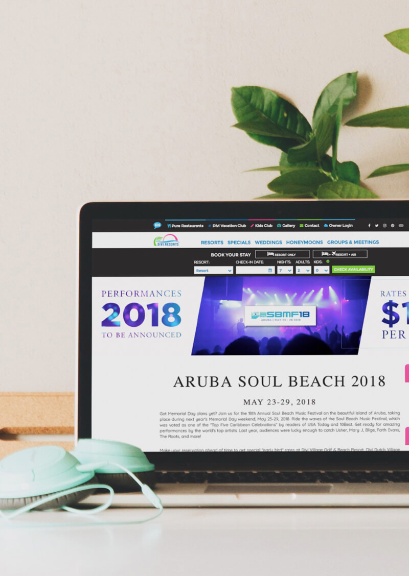 SOUL BEACH FESTIVAL -