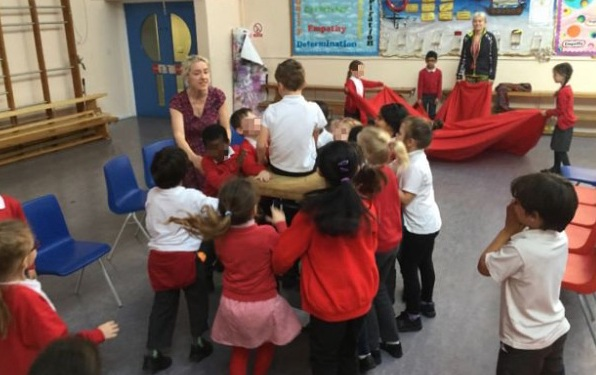 Year 2 - The Great Fire Of London Story