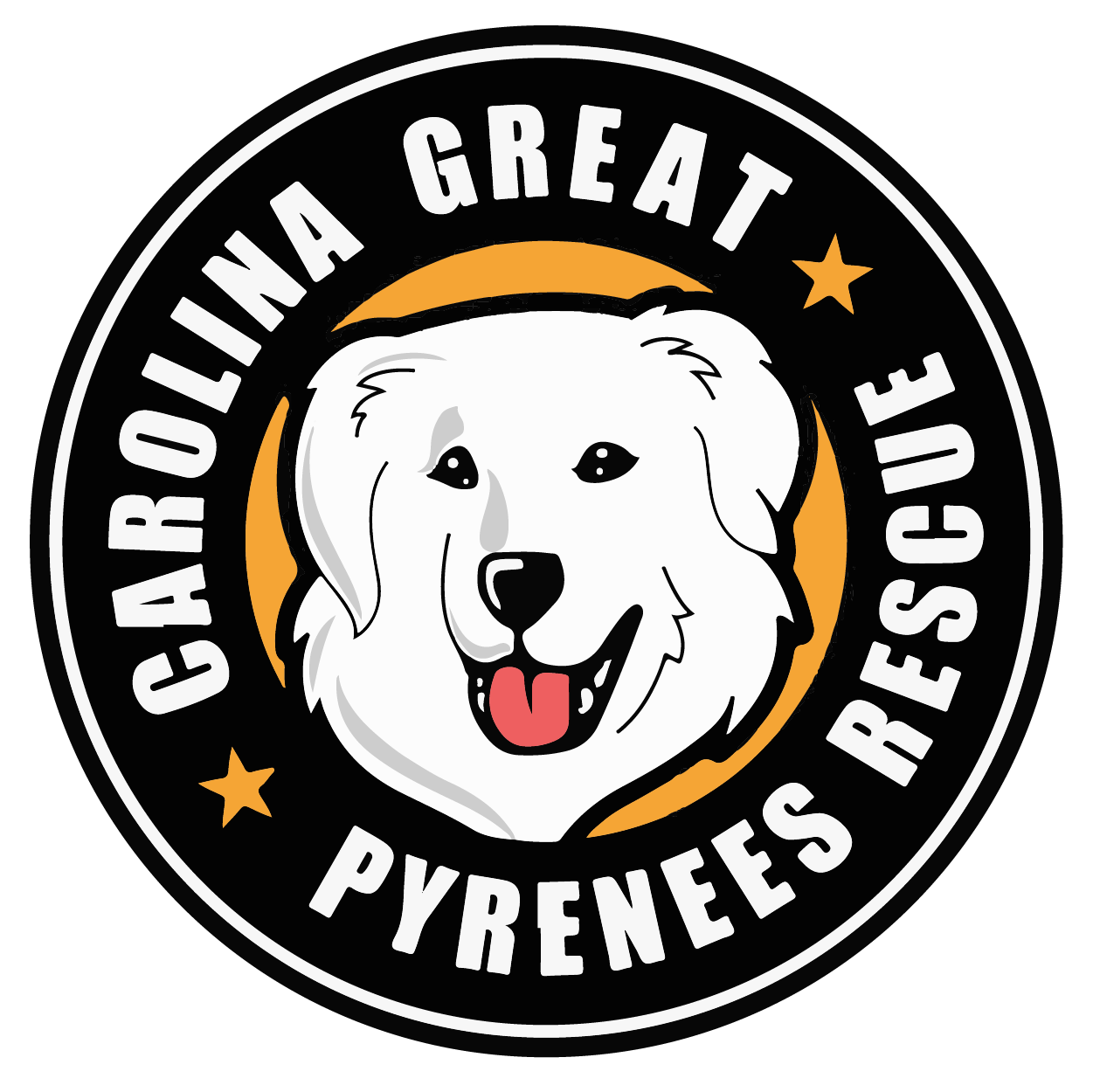 Carolina Great Pyrenees Rescue is a non-profit based out of Charlotte, NC that works to rescue and rehome abandoned and abused Pyrs in North and South Carolina. -