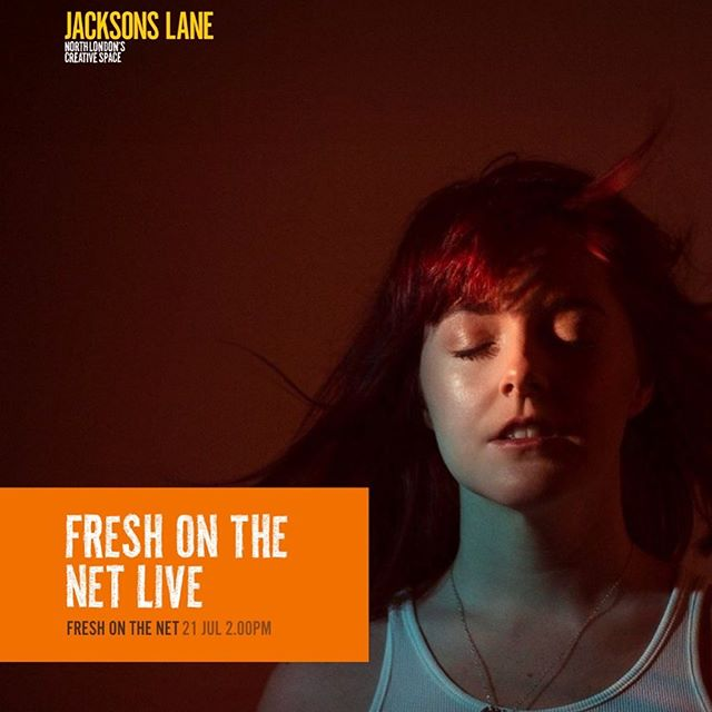 Heads up new music lovers... #freshonthenetlive is less than 3 weeks away. It's now a FREE all day festival of amazing music hosted by the #theboogaloohighgate and #jacksonlanetheatre on Sunday 21 July - I'll be playing with the incomparable Kisses and there will be some serious new talent on display the whole day!! Check out the Jackson Lane Theatre website for more details... there's also a Fresh on the Net LIVE event on Facebook if you'd like to keep up to date with the acts that will be performing. #themobiuskiss #newmusiclondon #livemusiclondon #freshonthenet #freelondonevents