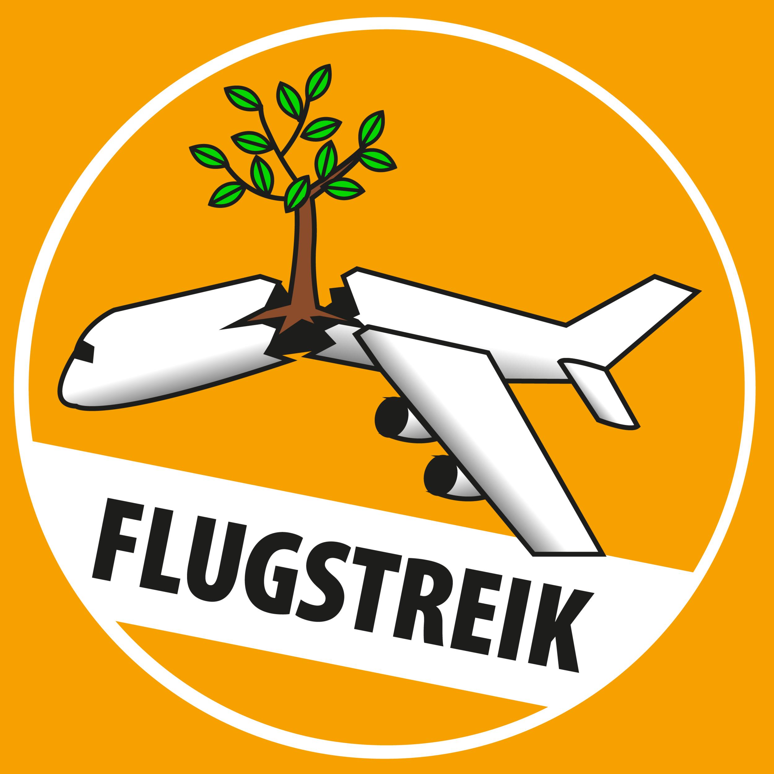 Flugstreik Logo orange.png