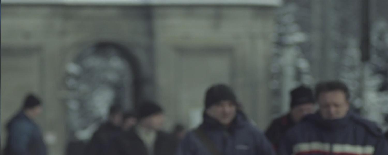 Single channel projection or cinema screening, HD video, 2.35:1, mono sound, 24min, 2013, Poland