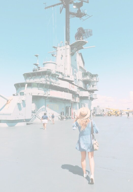 The Escape Room Aboard the USS Lexington - By Shelby Sorrel for Texas Monthly