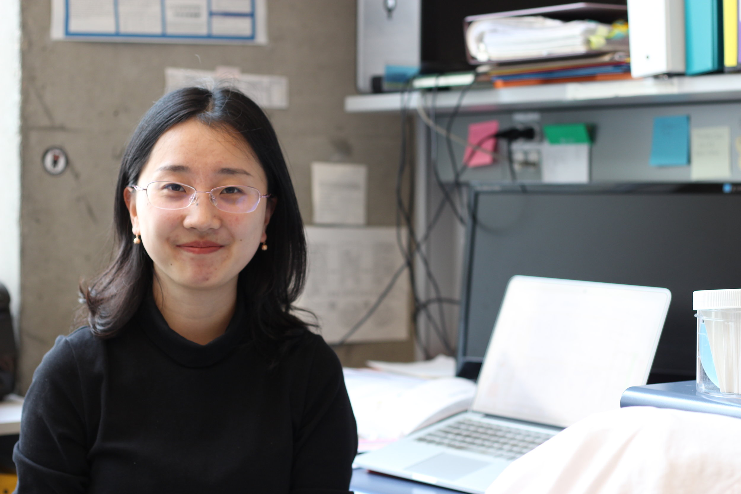 Zhiyu (Katherine) Zhao - Xi'an Jiaotong Liverpool University, 2016, BScPhD Candidate