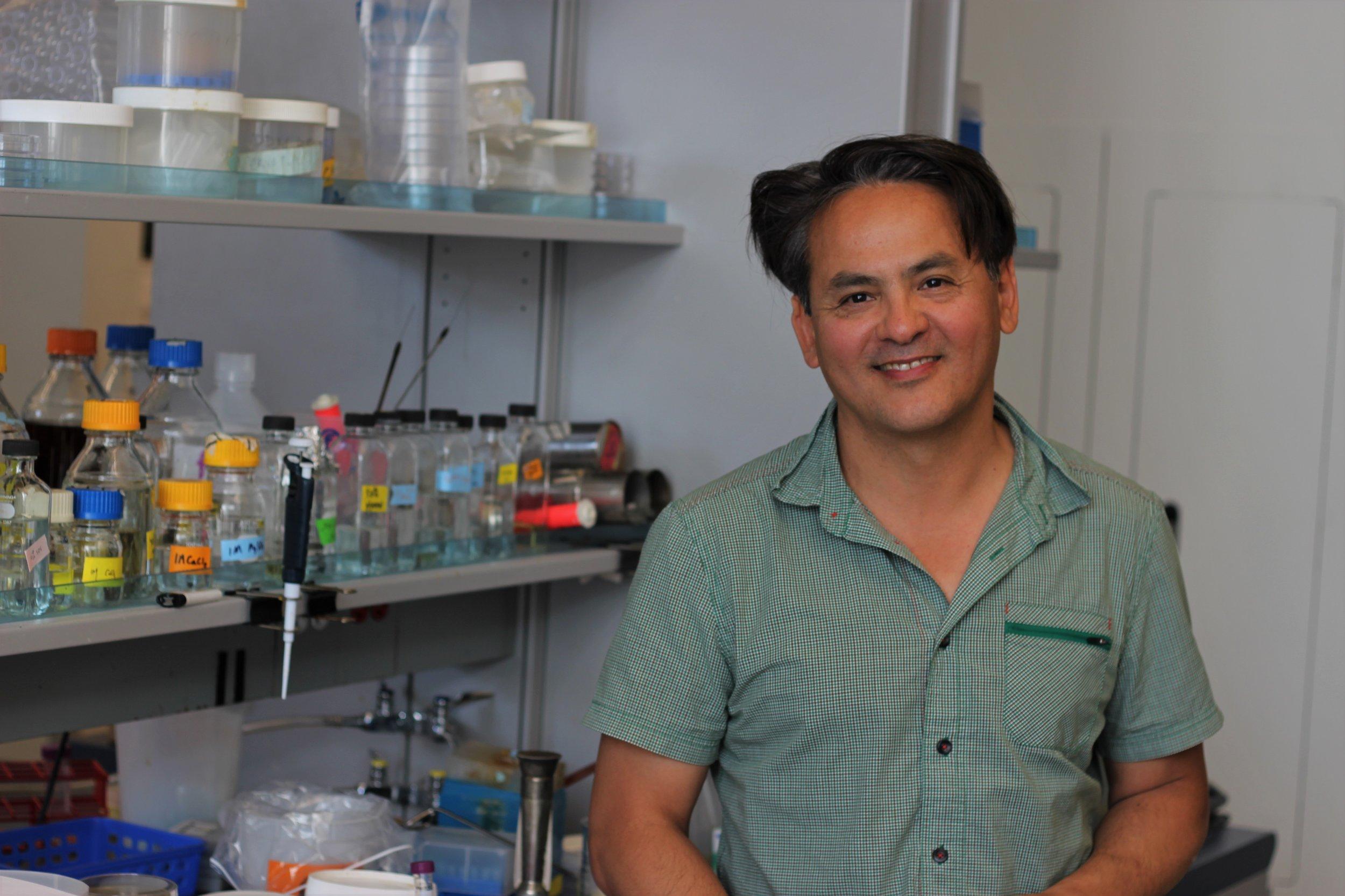 Dr. Franck Duong - PhD - University of Marseille - France / Postdoc - Dartmouth Medical School - USA / Principal Scientist - University Paris-Sud - France / Principal Investigator - UBC - Canadafduong@mail.ubc.ca