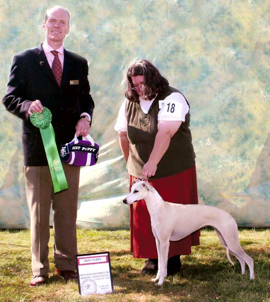 Best Puppy, 2006 WWWA Specialty, Auburn, WA