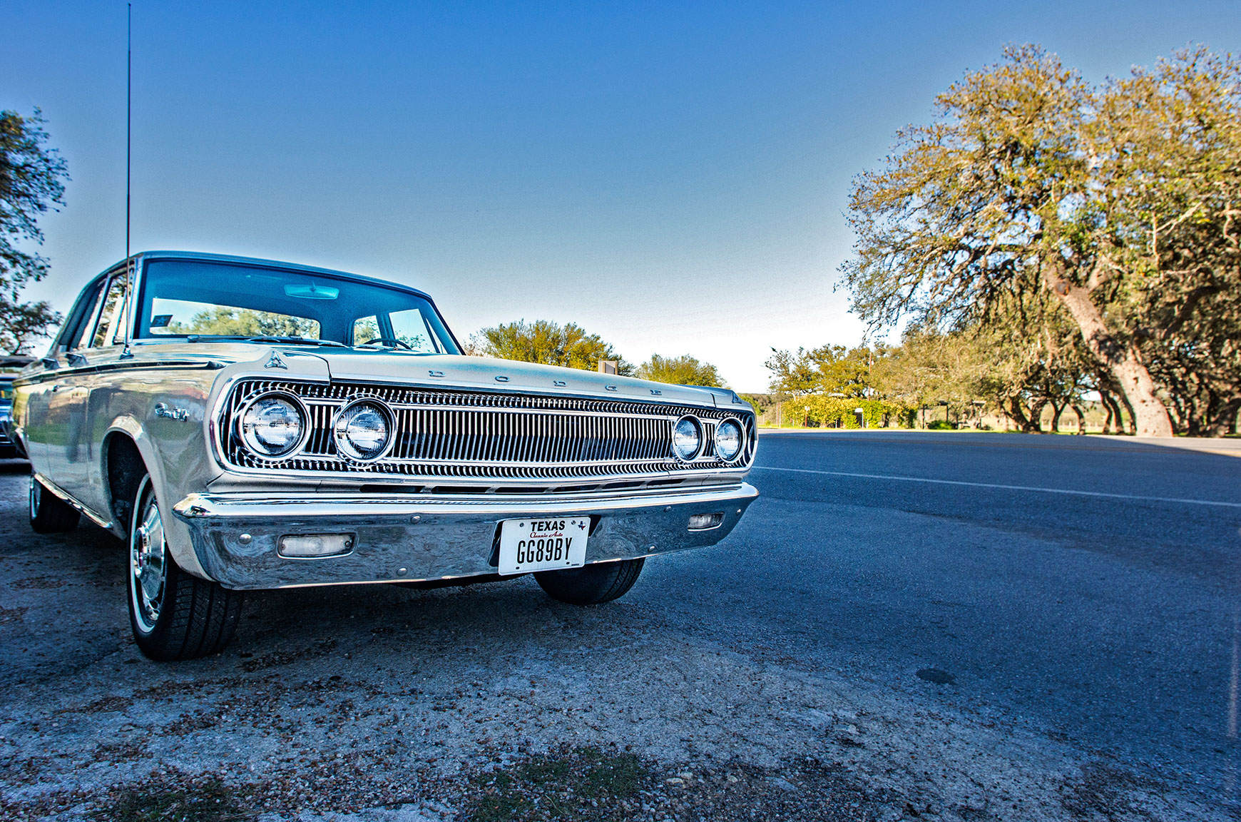 Classic 60's, the Coronet served as family sedans and 1/4 mile drag cars.