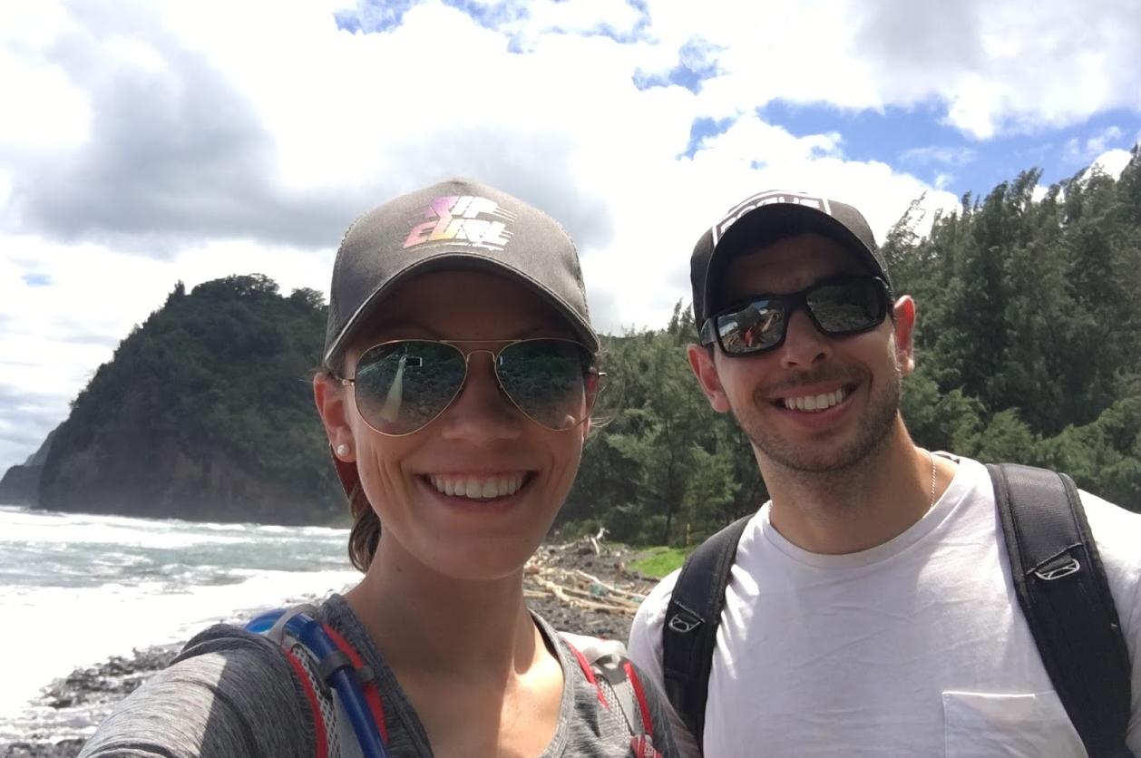 hiking on the big island of hawaii