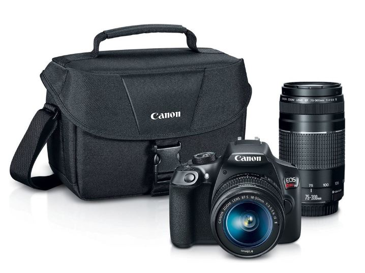 Canon Rebel T6 Kit