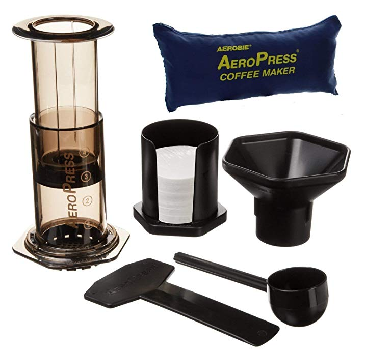 aeroproess coffee maker for travel