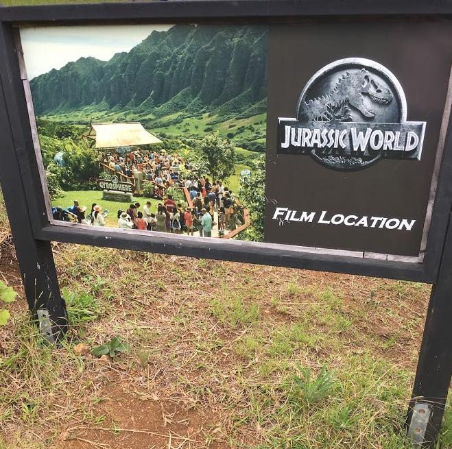 jurassic park filming location kualoa ranch