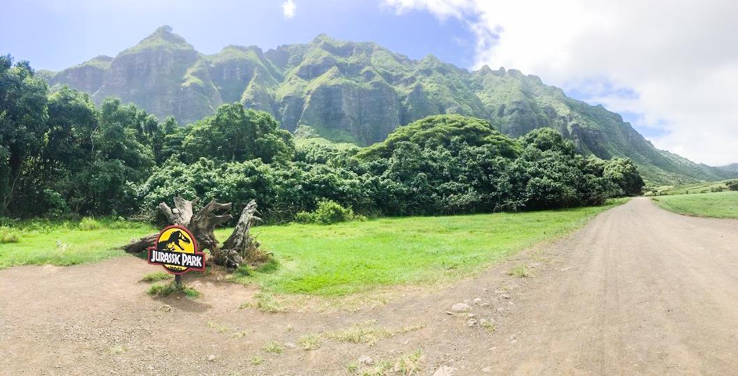 jurassic park of hawaii