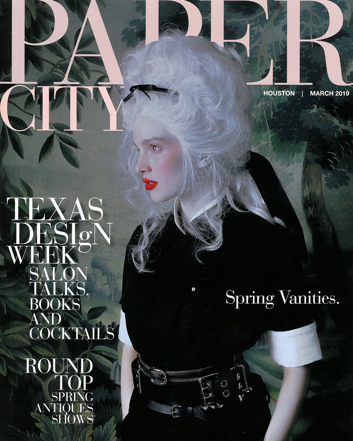 Paper City March 2019