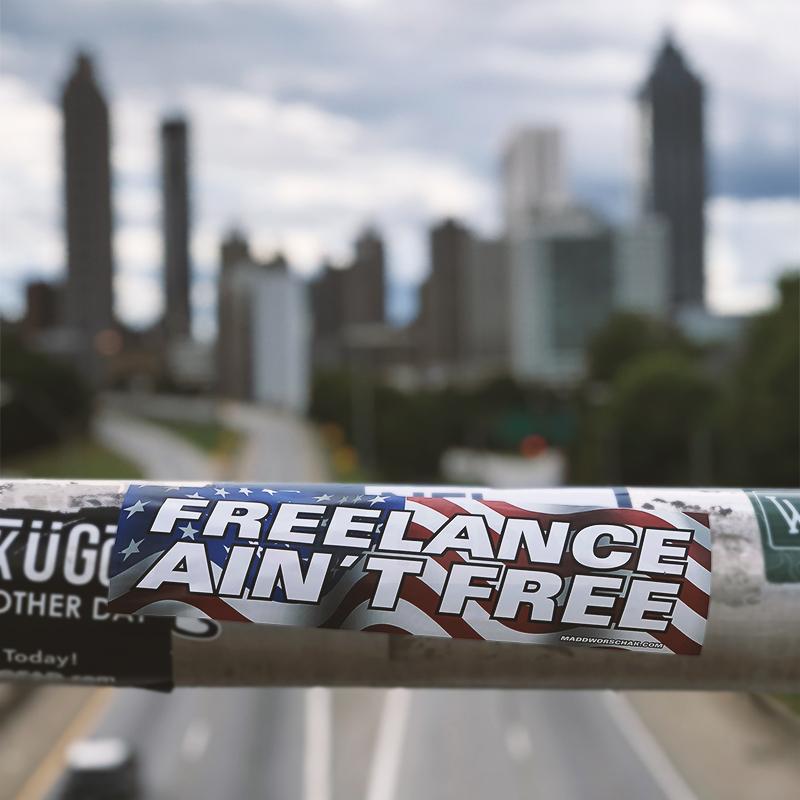 The #freelanceaintfree Movement -