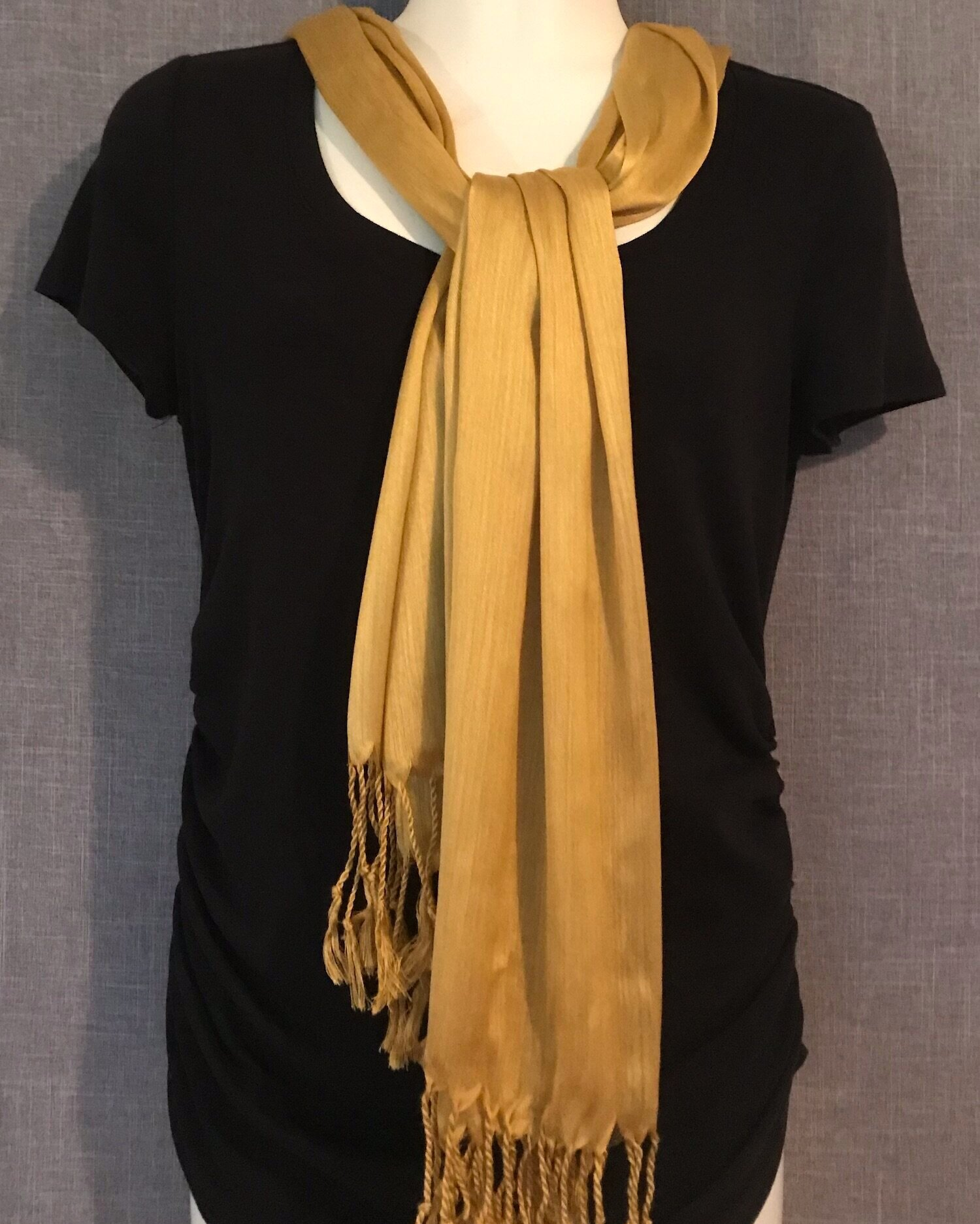 Rayon and Viscose Scarves