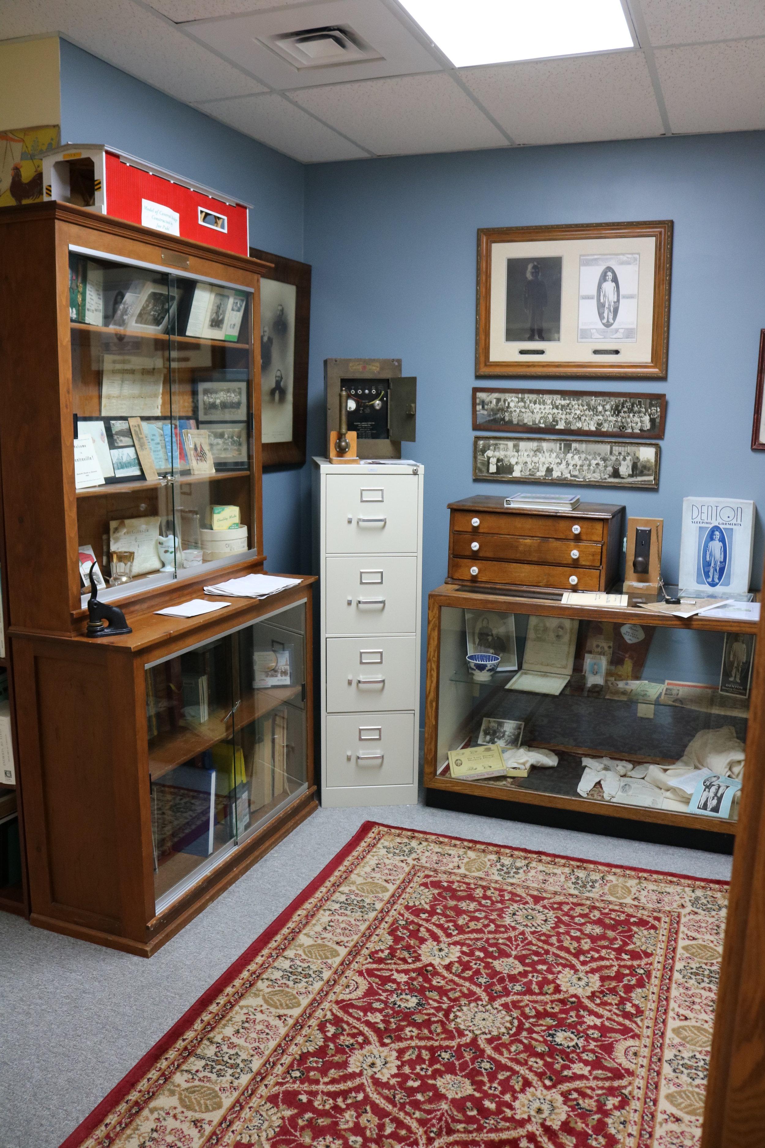 Nottawa Library Geneology Room.JPG