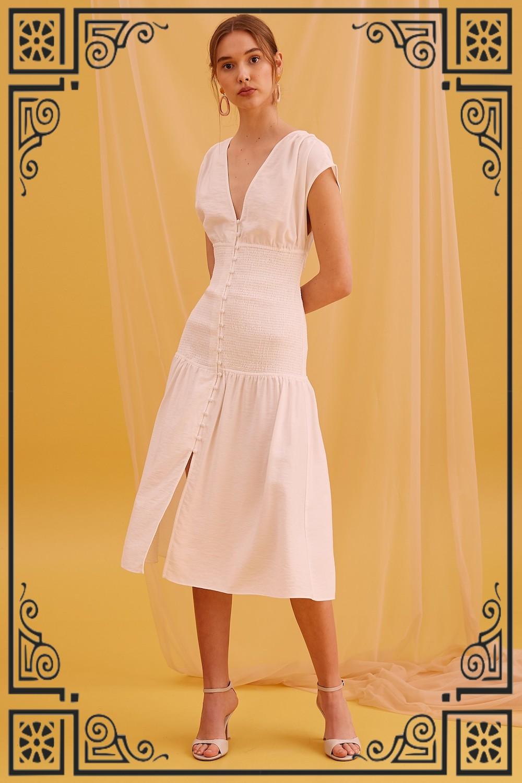 Keepsake Secure Midi Dress ($190)