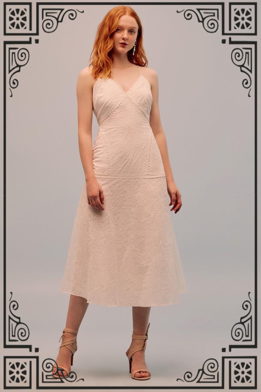 Keepsake Awaken Lace Dress ($220)