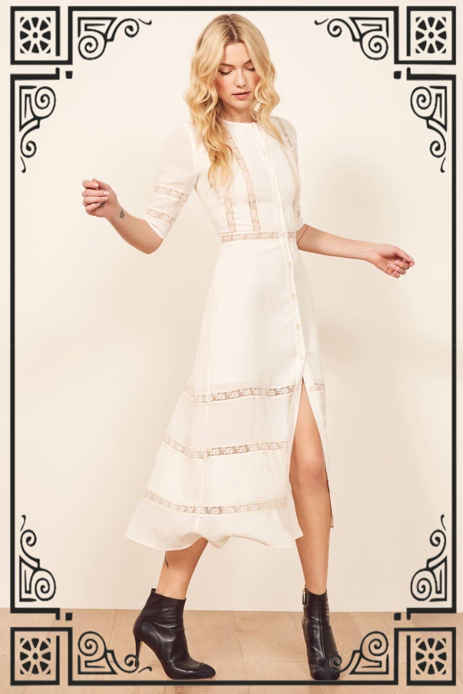 Reformation Surrey Dress ($248)