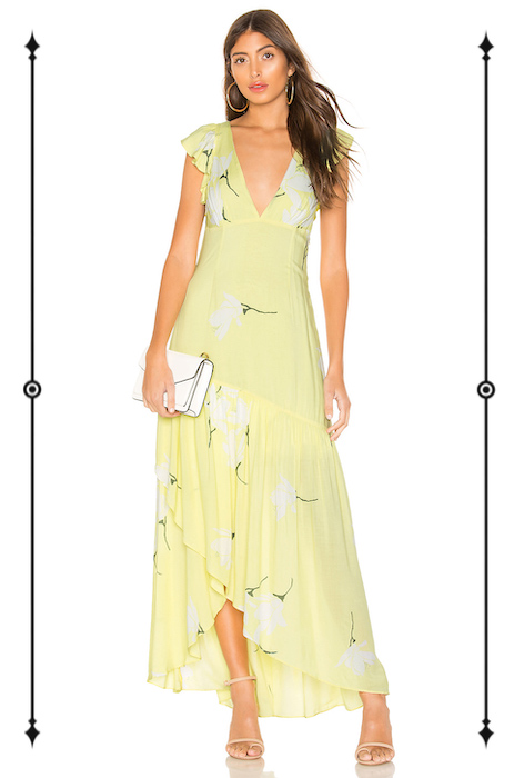 Free People She's A Waterfall Maxi Dress  ($77, on sale from $128)