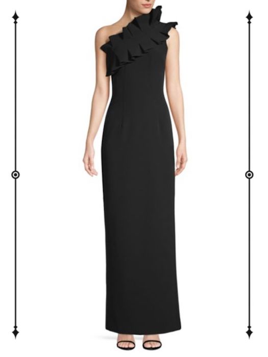 Trina Turk La Cruz Column Gown  ($98, on sale from $324)