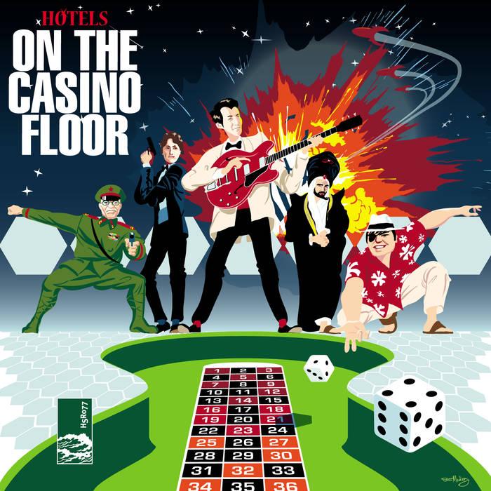 On the Casino Floor - 2011