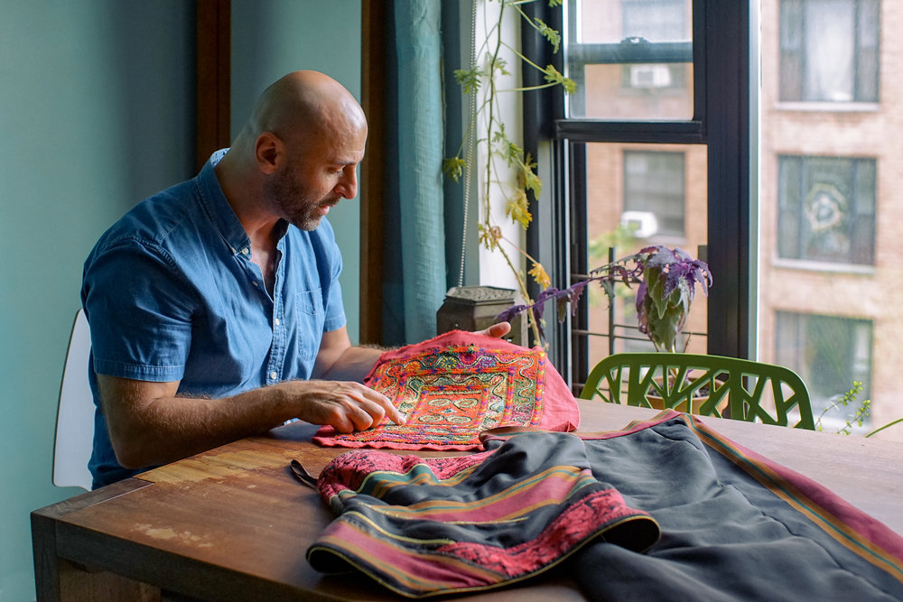 Palestine In America Blog Former Project Runway Star Rami Kashou On His New Ready To Wear Collection Palestinian Embroidery And Being A Design Wunderkind At Age 7