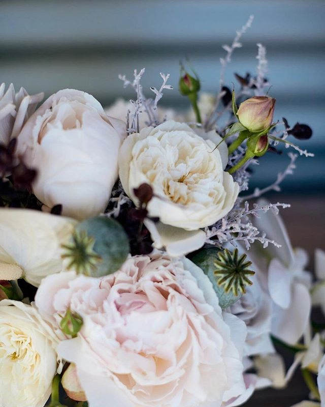 Close up of Jessie's bouquet by @edsloanephoto still one of my favourite combinations! Pastel Romance 🎀🎀🎀
