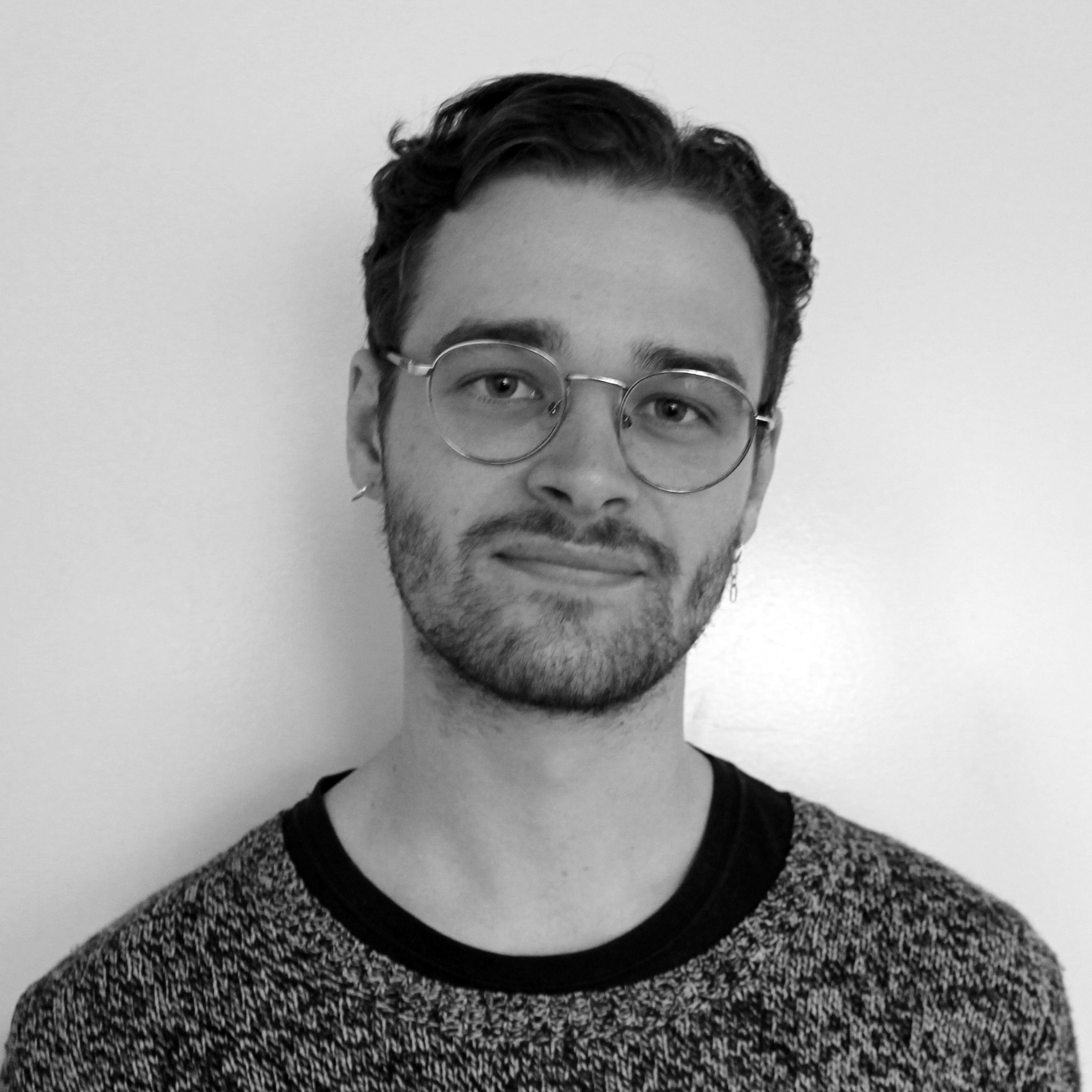 Hi, my name's Alex and I'm the Music Creative Producer for Mudfest 2019! I'm a composer working in Melbourne specialising in electronic music and sound art, with a particular interest in installation-based sound works. I have a background composing for film and theatre and also in piano performance. I am currently completing my Masters of Interactive Composition at the VCA. I am hoping to see a diverse program of music for the 2019 festival line-up that encompasses a variety of styles tying into the theme of regeneration!