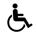 All Mudfest venues are wheelchair accessible.