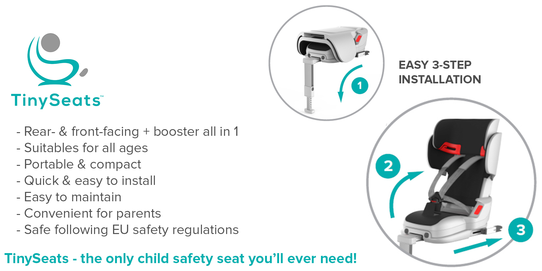 Why TinySeats? What are the benefits?