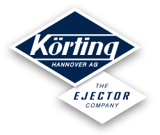 Koerting Hannover AG is a long standing is a long-standing industrial engineering company in based in Hannover and has played a leading role in the development of injector pumps in Germany and across Europe.  Koerting produces pump and pump-based vacuum technology, industrial burners, machinery related to thermal and chemical transformation processes as well as waste gas cleaning/environmental technologies.