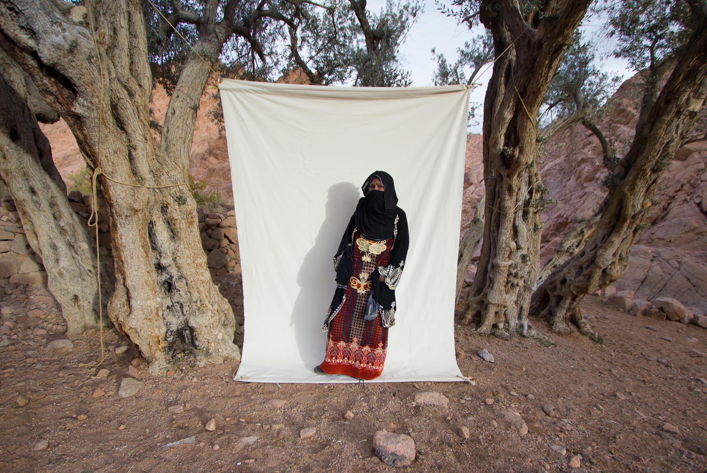 Bryony Dunne Amriya Faraj Musa Wadi Zawatin. 2013